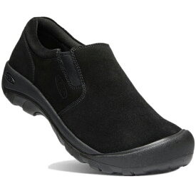 KEEN キーン オースティン カジュアル スリップ エスディー AUSTIN CASUAL SLIP SD メンズ スリッポン BLACK ブラック 黒 25.5-27.5 1019608