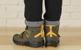 【30%OFF】【15-19.5cm】[キッズ]【2018年モデル】KEENHikeportMidStrapWPキーンハイクポートミッドストラップブーツ