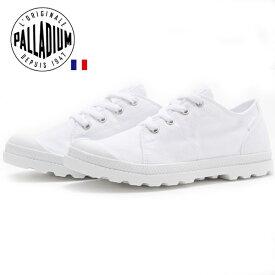 [レディース] PALLADIUM パラディウム PAMPA LOW LP ホワイト 95419