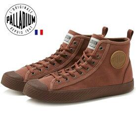 PALLADIUM パラディウム パラフェニックス PALLAPHOENIX MID CVS レディース メンズ スニーカー エンジ 75956-255