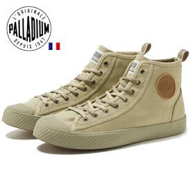 【SALE 50%OFF】[メンズ・レディース] PALLADIUM PALLAPHOENIX MID CVS パラディウム パラフェニックス ミッド ベージュ 75956 Discount price