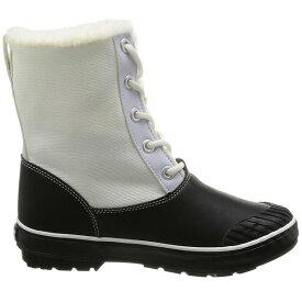 【23.0−24.0cm】[レディース]KEEN キーン ELSA L BOOT WP エルサ ウォータープルーフ ブーツ STAR WHITE/BLACK WHC ホワイト 白 gp