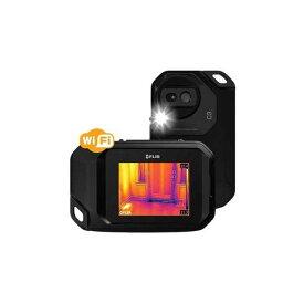 FLIR C3 WiFi対応 赤外線サーモグラフィカメラ 国内正規品 保証延長サービスあり