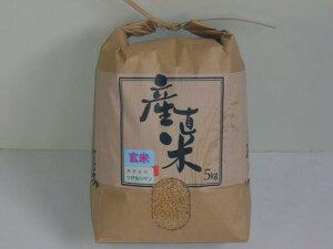 天然の有機質肥料でじっくり育てました 特別栽培米つがるロマン 玄米5kg (令和2年産)