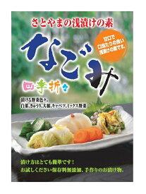 浅漬けの素 なごみ (100g) 日光食品 【簡単!!おいしい♪キュウリのお漬物 だいこん、白菜、人参、キャベツにもおすすめ】