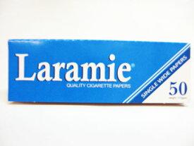 【ネコポス対応】【亜麻】【巻紙】【69mm】【50枚入り】【レギュラーサイズ】Laramie Blue Singlewide【ララミー】【ブルー】【手巻きたばこ】【ペーパー】【巻き紙】【手巻きタバコ用】【ローリングペーパー】