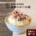 選べる 丸庄 薩摩のかつお飯 1パック 送料無料 ふりかけ かつお節 九州産 昆布 梅しそ 生姜 カツオ 鰹