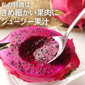農薬不使用 ドラゴンフルーツ 約1kg 送料無料 鹿児島県産 九州産 国産 ピタヤ