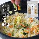 カット野菜 送料無料 九州産 乾燥野菜 ベジ日和 50g×2p 干し野菜 乾物 時短 ちょい足し スープ 味噌汁