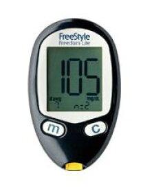 【オマケ付き】〔血糖値関連/ニプロ〕ニプロフリースタイルフリーダムライト(血糖値測定器 本体のみ。センサーは法律により付属していません)【要記帳】特定保守管理医療機器 血糖値 健康用品 検査用品 検査器具 血糖測定器