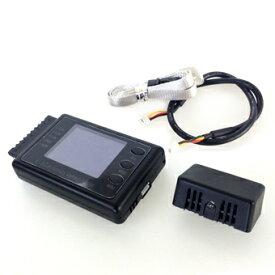 ▲Lion/Li-Po/Li-Fe/Ni-Cd/Ni-Mh セルログ8s電圧計,イーグル3913-8S