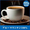 【澤井珈琲】ブルーマウンテン100%500g袋 (コーヒー/コーヒー豆/珈琲豆)