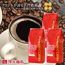 【澤井珈琲】送料無料!ブラジル ダ・テーラ農園1.5kg(約150杯分)の大入りコーヒー福袋(コーヒー/コーヒー豆/珈琲…