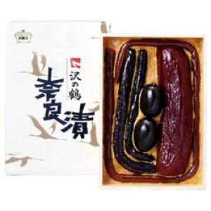 沢の鶴 奈良漬セット H-50 送料無料 国産・保存料着色料無添加 / 漬け物 つけもの 粕漬け