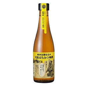 純米古酒仕込み 大阪はちみつ梅酒 300ml