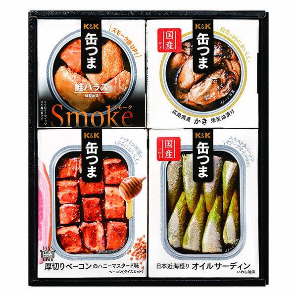 国分 K&K 缶つまプレミアム ギフトセット KT-200 【_