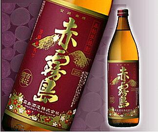 紫芋焼酎 赤霧島 25度 900ml【霧島酒造】