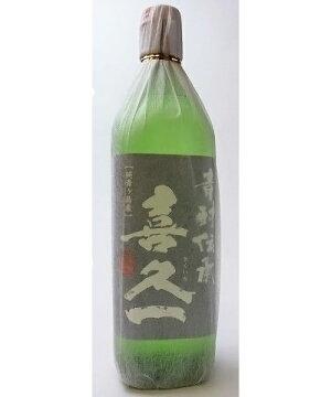 芋焼酎青酎(あおちゅう)芋伝承喜久一30度700ml【青ヶ島酒造】