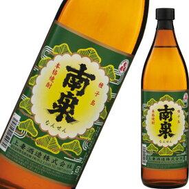 芋焼酎 南泉(なんせん)25度 900ml【種子島特産】【上妻酒造】【倉庫A】