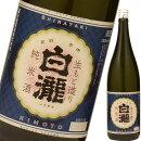 数量限定日本酒白瀧生もと造り純米酒1800ml【白瀧酒造】
