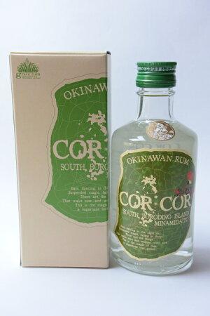 国産ラム酒グレイスラムコルコル(緑ラベル)40度300mlCORCORアグリコール【倉庫B】