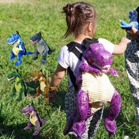 キッズ リュック 子供リュックサック ポリエステル 小さめ ファスナー 恐竜リュック 恐竜 グッズ ぬいぐるみ キッズ 子供 男女兼用 女の子 男の子 女子 男子 子供用 こども 子ども かわいい 可愛い 人気