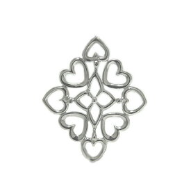K18 ラペルピン ピンブローチ 地金 ハート ブローチ ピンバッジ ホワイト/イエロー/ピンクゴールド 選べるゴールドカラー