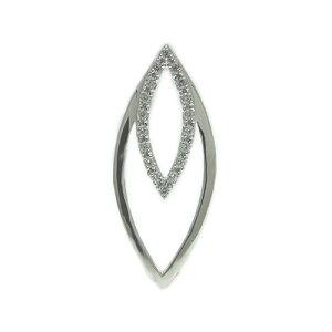K10 ダイヤ ラペルピン ピンバッジ シンプル リーフ モチーフ ピンブローチ ブローチ ホワイト/ピンク/イエローゴールド 誕生石 ユニセックスデザイン