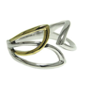 K10ホワイトゴールド/イエローゴールド/ピンクゴールド リング 地金 指輪 幅広 太め ボリューム 人差し指 コンビ 2カラー 2ゴールド スタイリッシュ 高級リング 「総無垢仕上げ」 結婚指輪 マ