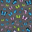 楽天市場 Resin Club レジンクラブ レジン 封入 シール 埋め込みレジンシール バタフライアソート カラフル 3枚 蝶 ちょうちょ 蝶々 チョウ イラスト 生き物 ステッカー まとめ買い アクセサリーパーツの店 紗や工房