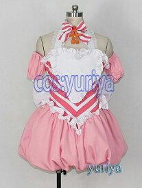 THE IDOLM@STER ONE FOR ALL(アイドルマスターワンフォーオール)★天海春香★コスプレ衣装