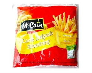 大容量4kg フレンチフライ ポテト McCain マッケイン 冷凍便 シューストリング フレンチフライ ポテト 2kg×2袋