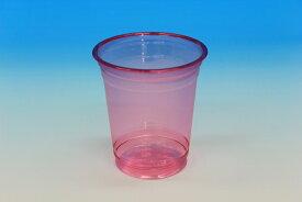 カラーカップ 89−12オンス 赤(50個)