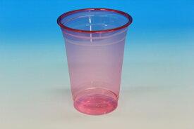 カラーカップ 89−14オンス 赤(50個)