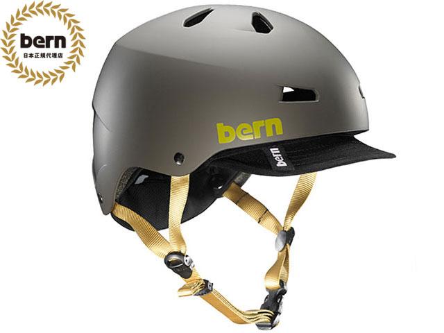 バーン bern メイコン MACON VISOR ALL SEASON MATTE CHARCOAL メイコン バイザー マット チャコール 自転車 スケートボード BMX ピスト ヘルメット