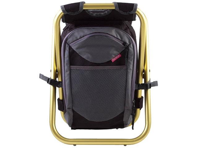 【国内正規品】 ispack イスパック REVO TYPE レボタイプ IS-R1D ブラック/ゴールド リュック バックパック バッグアウトドア スポーツ観戦 野外イベント フェス