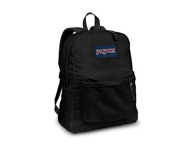 【国内正規品】 ジャンスポーツ JANSPORT SUPERBREAK T501008 Black スーパーブレイク ブラック 黒 バックパック バッグリュック t501-008