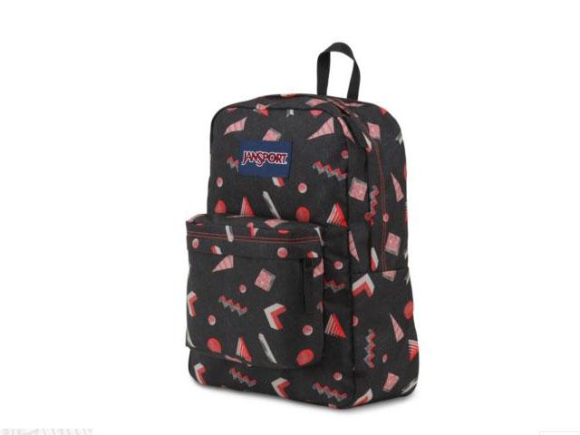 【国内正規品】 ジャンスポーツ JANSPORT SUPERBREAK T50102H HIGH RISK RED FRESH PRINCE スーパーブレイク バックパック バッグリュック