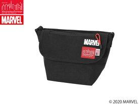 国内正規品 マンハッタンポーテージ 限定商品マーベル コレクション MARVEL Collection 2020SS Casual Messenger Bag Black カジュアル メッセンジャーバッグ ブラック 黒 マンハッタン ポーテージ Manhattan Portage MP1603MARVEL20SS