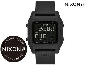 【国内正規品】 ニクソン NIXON Staple 38mm Black ステイプル 腕時計 WATCH ウォッチ ブラック A1282-000-00 サーフ スポーツ ストリート トラベル 旅行