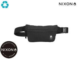 国内正規品 ニクソン NIXON サイドキック ヒップパック バック ポーチ ボディバッグ ミニバッグ ブラック 黒 Sidekick Hip Pack Black C3038000-00 リュック アウトドア スケート ストリート サーフィン メンズ レディース 2L