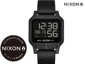 NIXONステッカープレゼント! 国内正規品 ニクソン NIXON Heat 38mm All Black ヒート 腕時計 WATCH ウォッチ オールブラック 黒 2021NEWモデル A1320001-00 サステナブル サーフ スポーツ ストリート トラベル 旅行