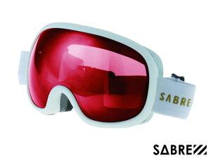【国内正規品】 セイバー SABRE HIGH POINT SVG1704WTRD MT WHITE/ORANGE/RED ハイポイント ゴーグル マットホワイト オレンジ レッド 白/オレンジ/赤 スノーボード  ジャパンフィット ハードケース付 偏光