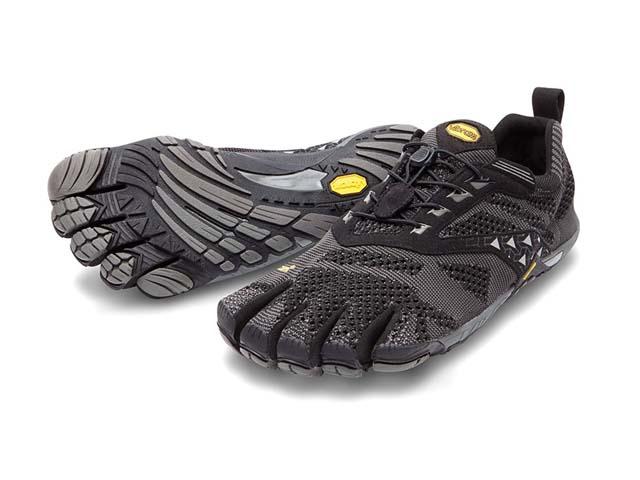 ビブラムファイブフィンガーズ Vibram FiveFingers - KMD エボ KMD EVO 15m4001 黒/灰 Black/Grey ウォーキングシューズ WALKING SHOES