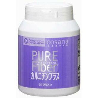 Pure fiber (PURE Fiber) carnitine plus 10P01Mar15