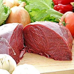人気上昇中北海道特産 えぞ鹿 もも肉 1.0kg【HLS_DU】【RCP】【軽税】