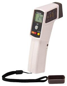 【入荷未定】SATO 放射温度計 SK-8700【測定温度-20〜315℃】レーザーポインター 食品衛生 温度管理 表面温度 非接触 食品に触れない 温度測定 簡単 HACCP 定番 おすすめ 使いや