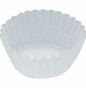クックパーカップ/250枚入【丸型:直径3.6cm 高さ2.2cm】6-A 紙カップ フードケース オーブン・蒸し器・レンジ使用可 弁当カップ 破けにくい 仕出し 使いやすい おすすめ 焼き菓子 蒸し