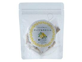 【サンクゼール】ハーブティー オレンジ&カモミール 2g×8包