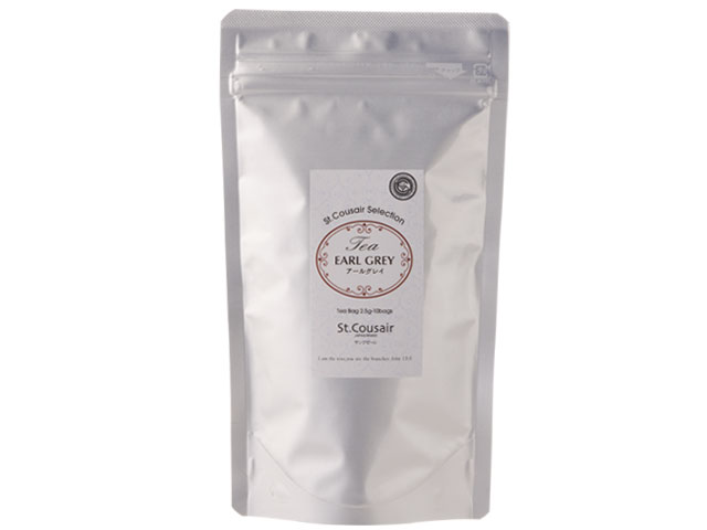 【サンクゼール】紅茶 アールグレイ 2.5g×10袋